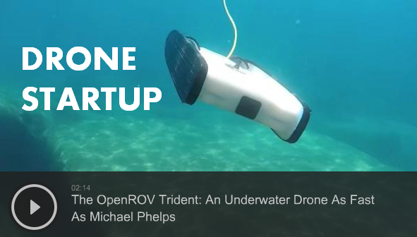 Drone Startup OpenROV