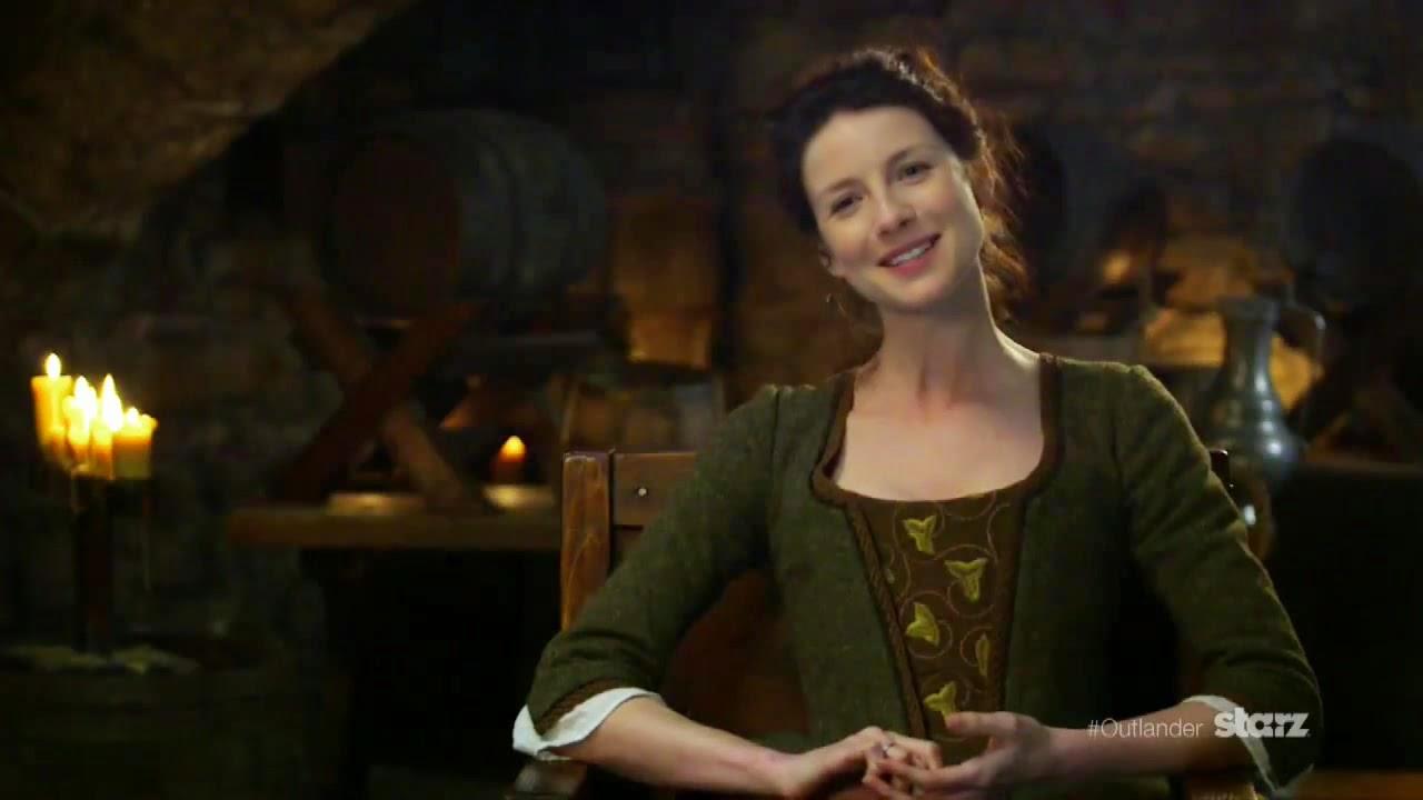 tras las cámaras de Outlander.  Outlander_+New+Series+0313