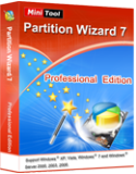 MiniTool Partition Wizard Professional Edition 7.5 with Patch