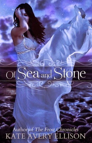 Q+A with Kate Avery Ellison author Of Sea and Stone