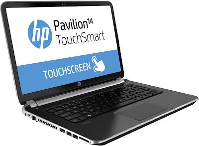 Análisis del HP Pavilion 14-n206ss TouchSmart