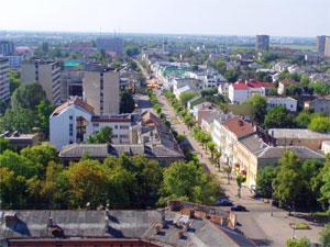 Беларусь, Брест - жилье на сутки