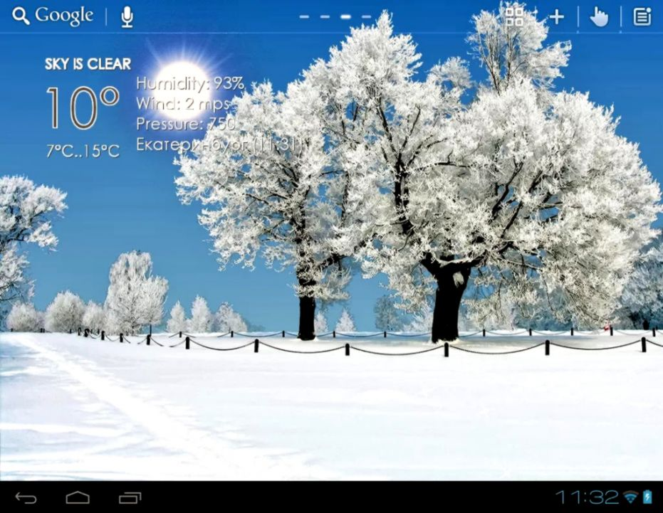 View Original Size Samsung Live Weather Wallpaper WallpaperSafari