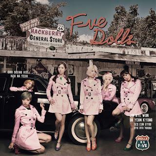 F-ve Dolls (파이브돌스) - Since 1971 [Digital Single]