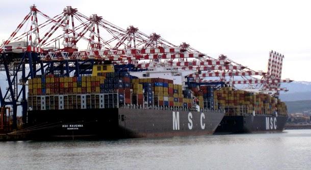 Impegno e lavoro di squadra al Medcenter Container Terminal