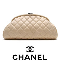 CHANEL Dress CHANEL Clutch Bag TABITHA SIMMONS Pumps Princess Victoria Style