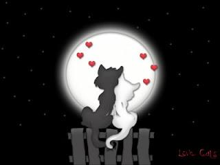 No tienes que prometerme la luna... me bastaría si sólo te sentaras conmigo un rato debajo de ella.