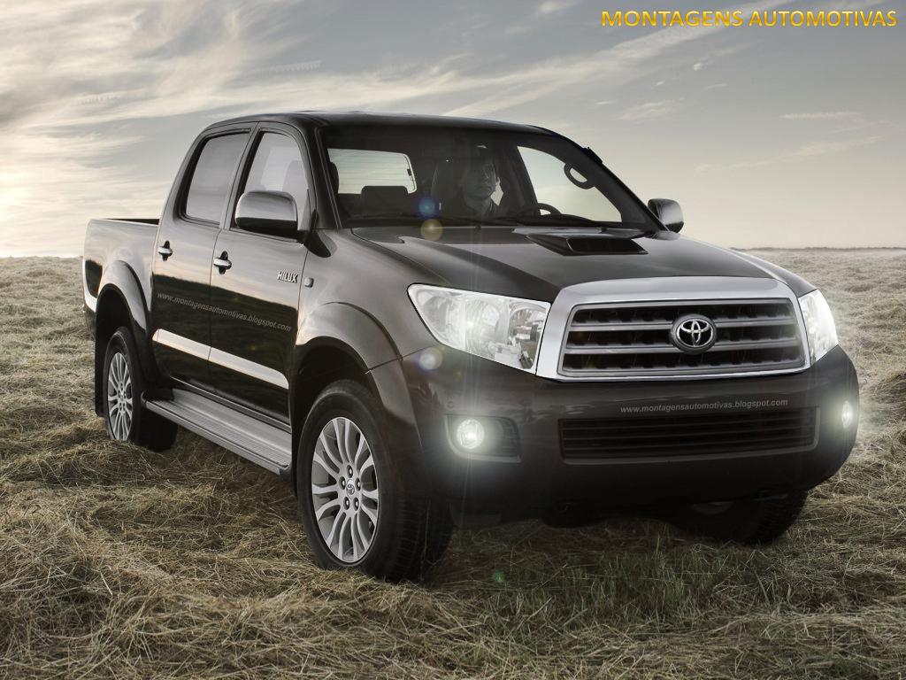 2015 Toyota Hilux Concept