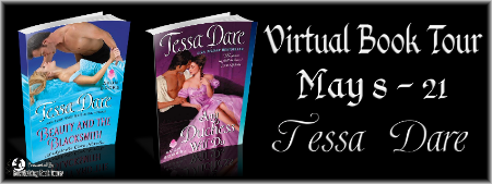 Book Lovin Mamas Tessa Dare Quot Beauty And The Blacksmith border=