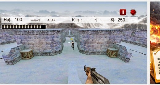 Strike Shooting v1.2.1 Apk Game