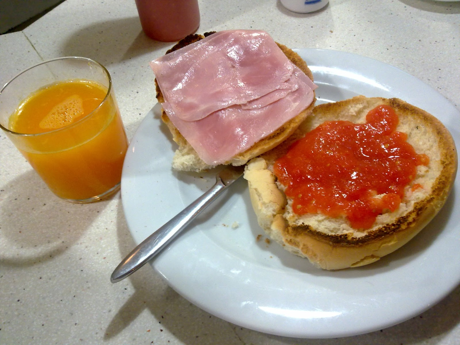 Foro colungateam - Desayunos en casa ...
