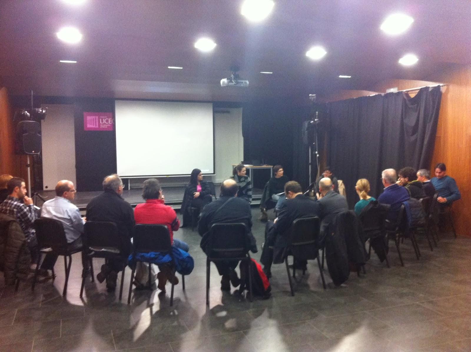 Reunión Enero 2014 Innova Teruel