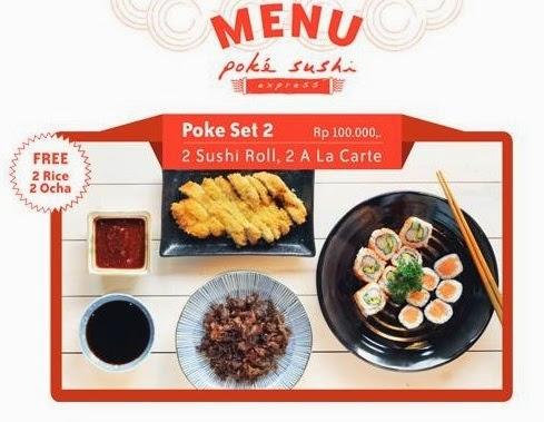 restaurant poke sushi
