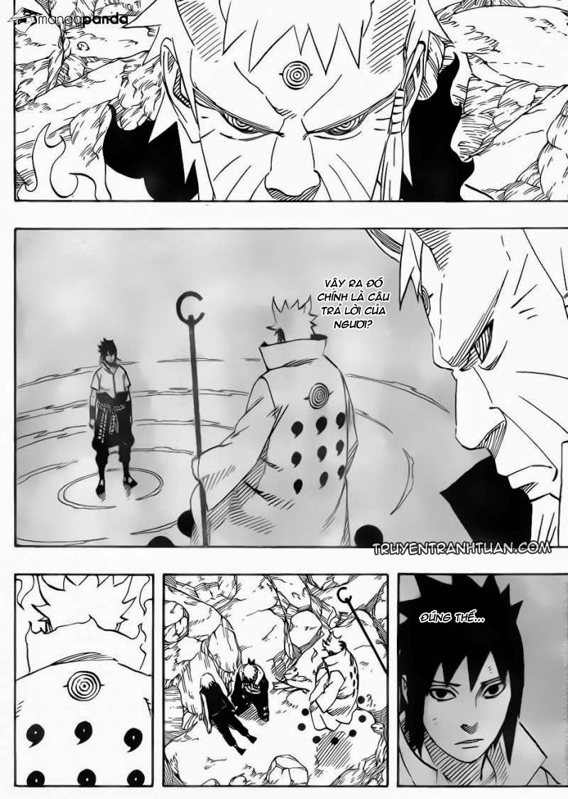 Naruto - Chapter 694 - Pic 9