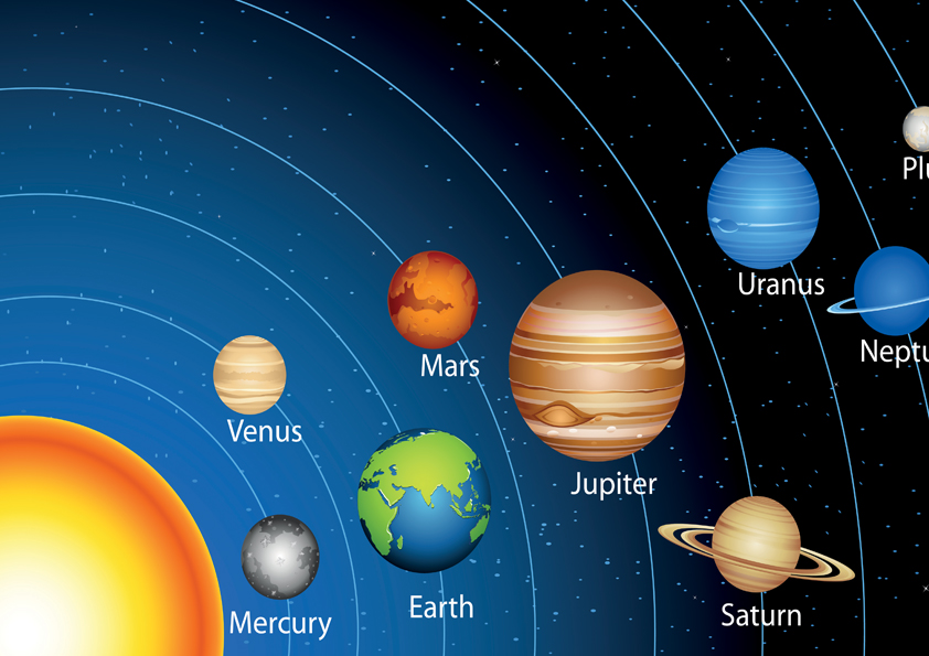 about the solar system printable - photo #16