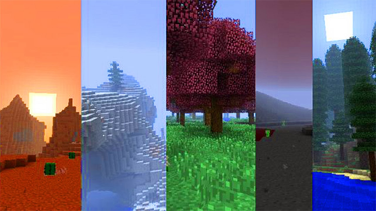 Biomes O' Plenty Mod 1.8.8