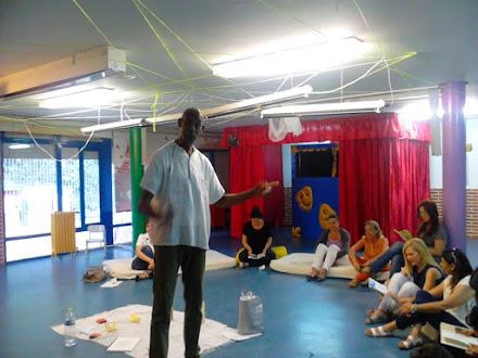 Ciclo de talleres para docentes: Cuentacuentos:Dinámicas y recursos para infantil.