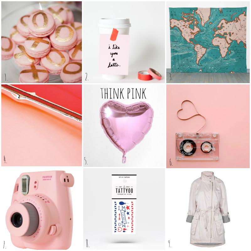 pink valentine ideas