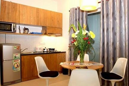 cho thuê căn hộ ngắn hạn quận Phú Nhuận