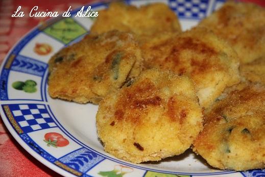 La cucina di alice polpette di merluzzo e verdure for Alice cucina ricette