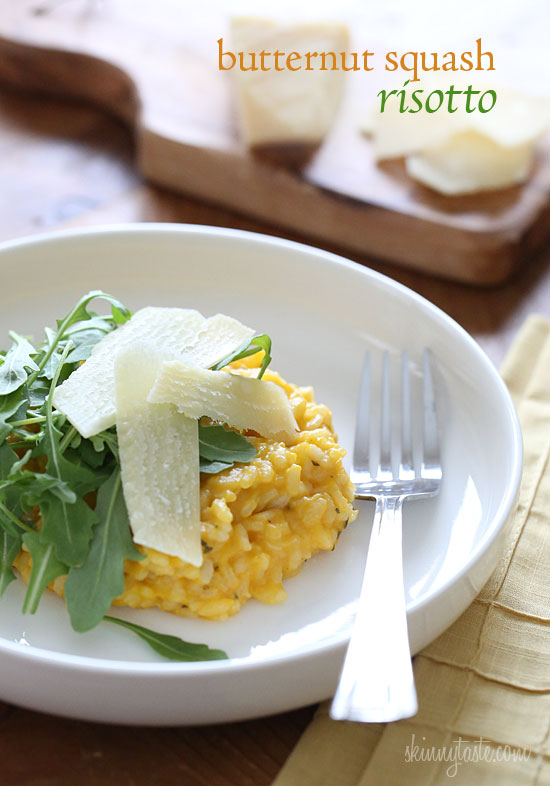 lemon butternut squash risotto with bacon sage creamy butternut squash ...