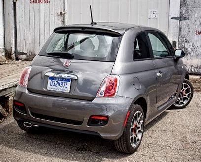 Fiat 500 sport review