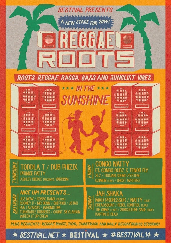 Bestival announce brand new skanking stage: Reggae Roots