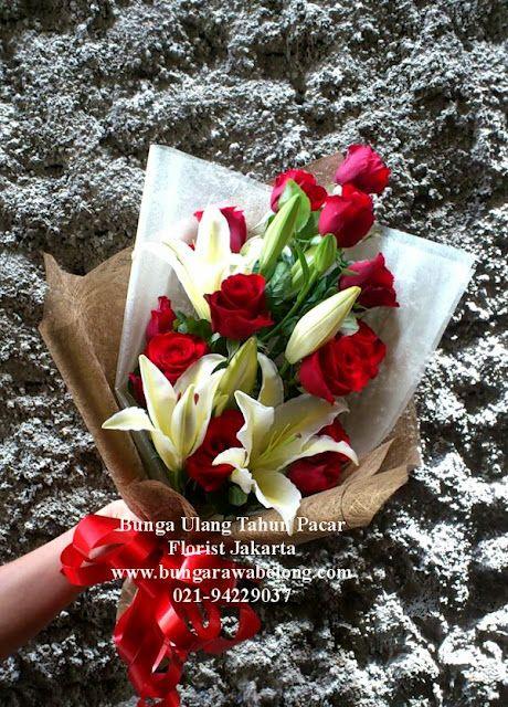 bunga ucapan selamat malam