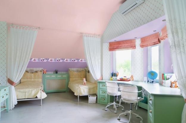 Remodelaciones integrales abril 2013 Decoracion de interiores dormitorios ninas