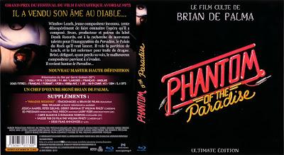 Brian De Palma blu ray