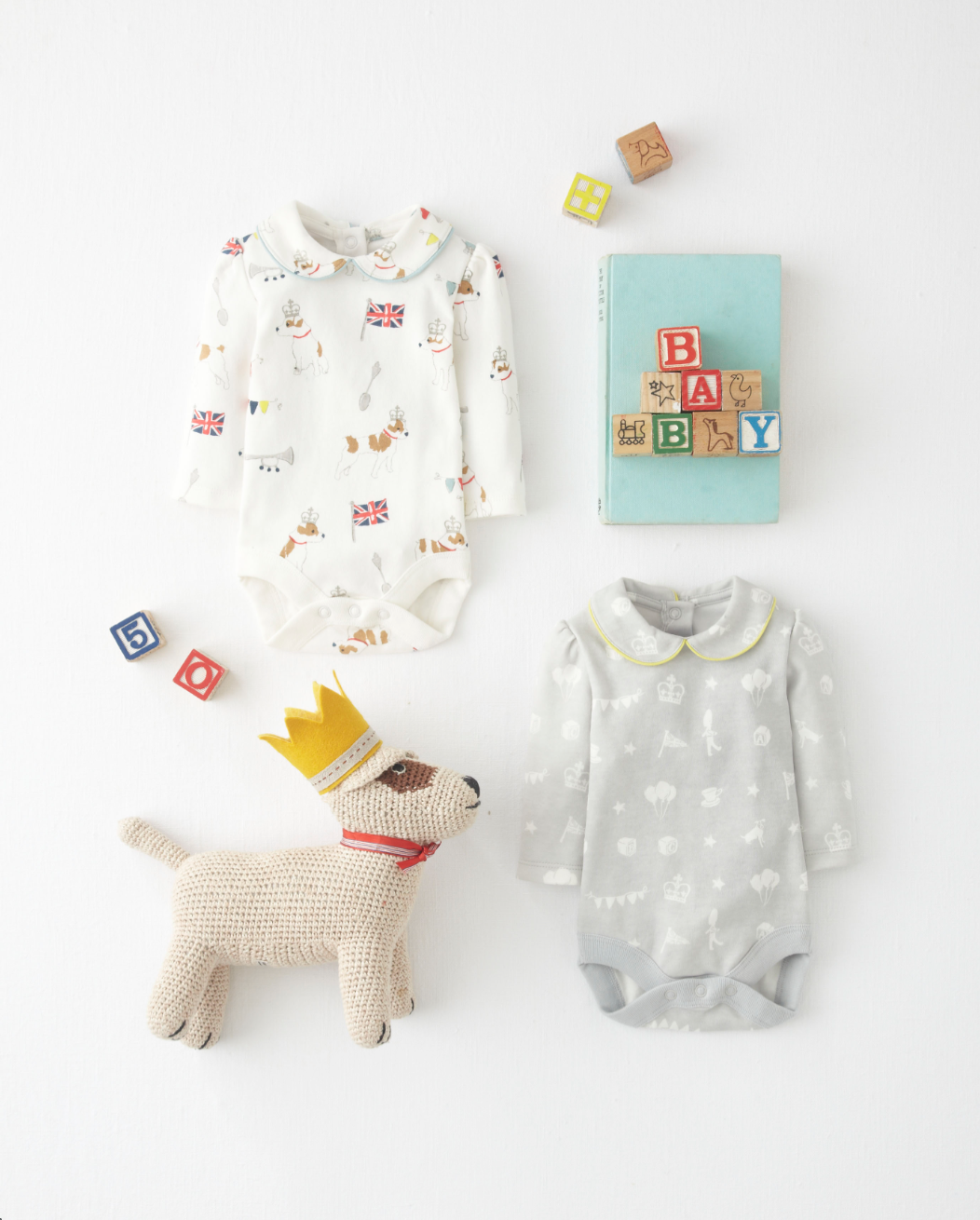 mamasVIB | V. I. BABY: Stylish ways to celebrate the arrival of the Royal Baby  | royal baby | royal | duke and duchess of cmabridge | kate middleton | prince george | new baby | royal baby | marsk and spencer | limited edition biscuit tin | miff and the royal baby | joules royal baby clothes | children salon | new royal birth | george | baby boy | baby girl | princess | kate | willima | prince william | pregnancy | royal news | stylish buys | shopping | mamasVIB | boden | boden royal bodysuits | boden baby