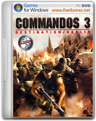 Commandos 3 Destination Berlin Game