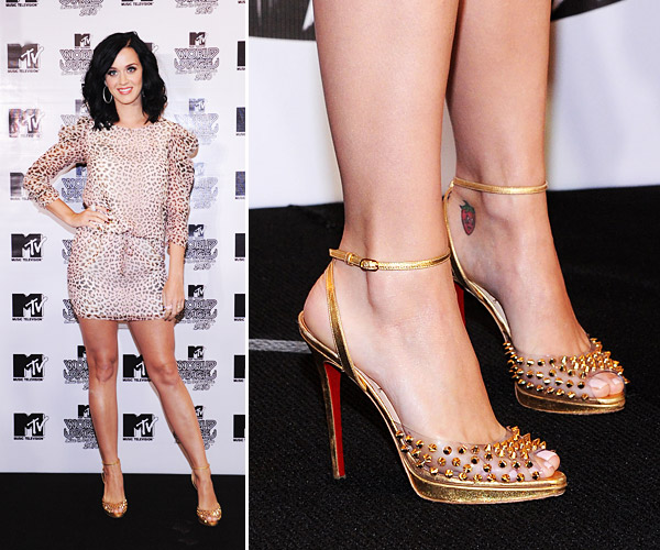Pink World Travel: Kat... Katy Perry Shoes