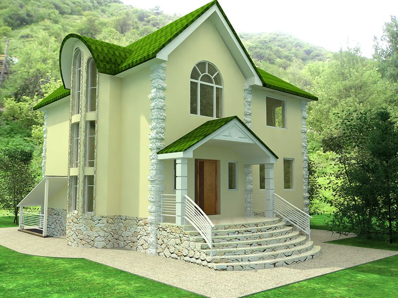 Картинки дизайна частного дома