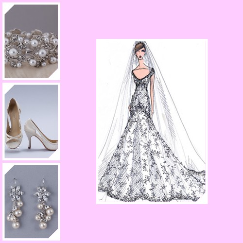 Everything But The Dress Royal Wedding Accessories