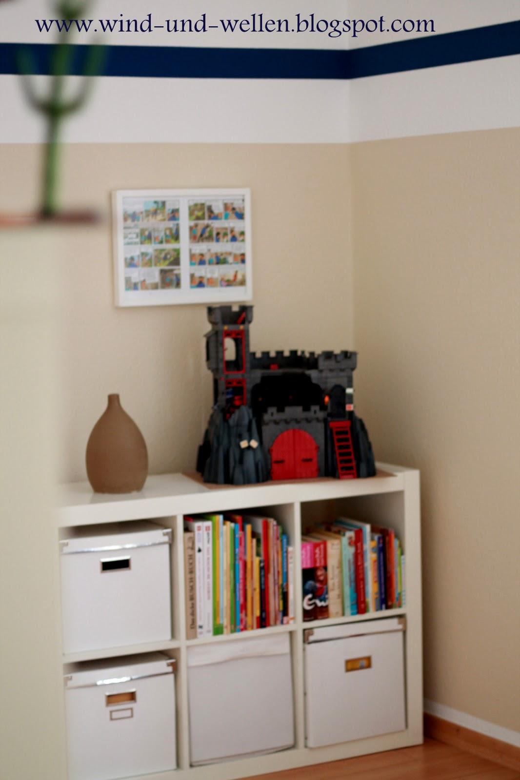 wind und wellen kinderzimmer makeover. Black Bedroom Furniture Sets. Home Design Ideas