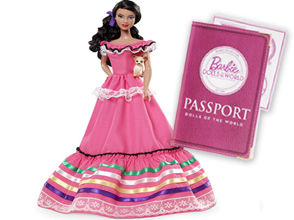 Barbies de Latinoamerica
