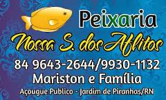 PEIXES EM JARDIM DE PIRANHAS/RN
