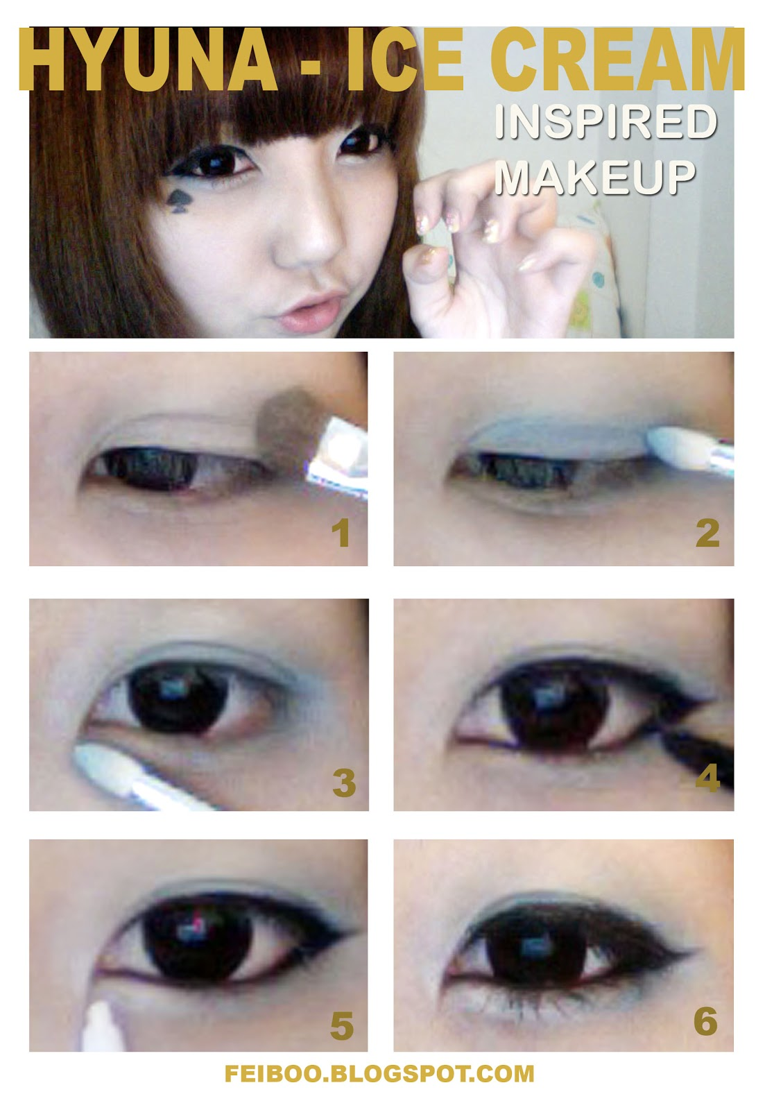 Ice Makeup Tutorial - Viewing Gallery