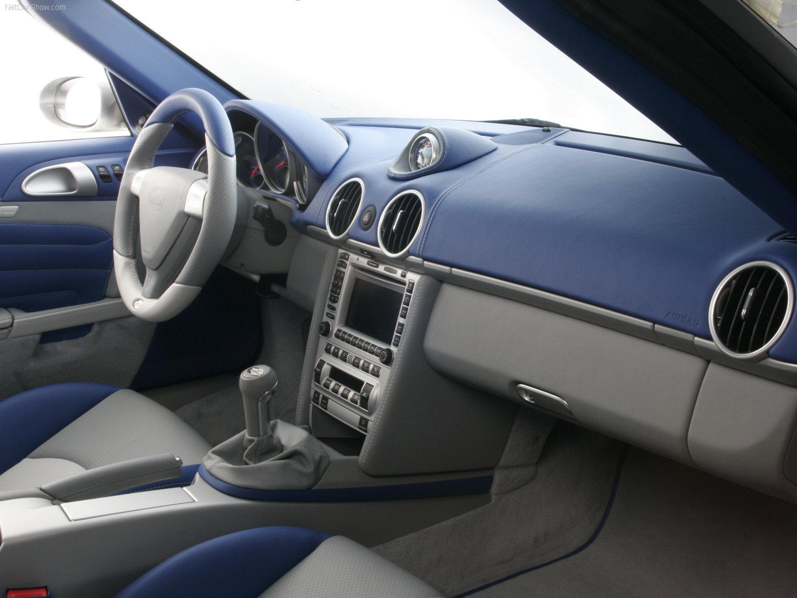 Hình ảnh xe ô tô TechArt Porsche Boxster 2005 & nội ngoại thất