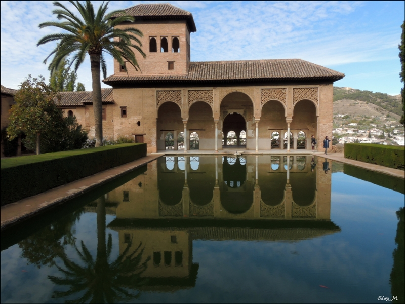 Mirablog de granada jardines del partal alhambra - Jardines granada ...