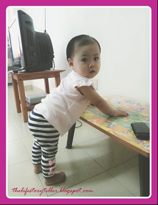 ALISYA 10 MONTHS