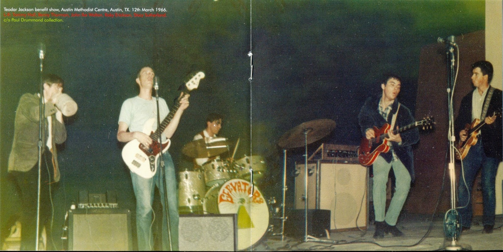 Superb 13th Floor Elevators La Maison