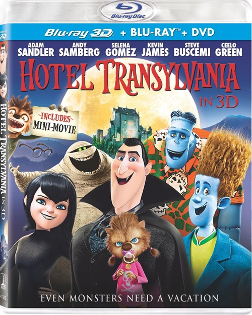 Hotel Transylvania (2012) BluRay 720p 700Mb Mkv