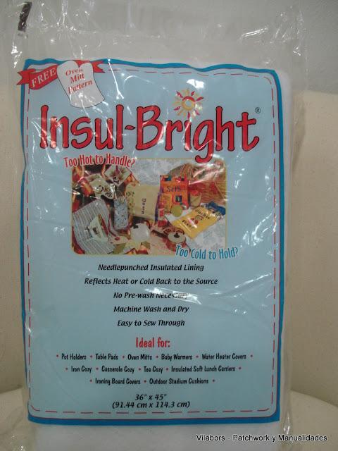 Entretela aislante Insul-Bright, Vilabors