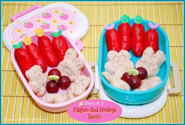 Pinay In Texas Cooking Corner Easy Kids Bento Ideas