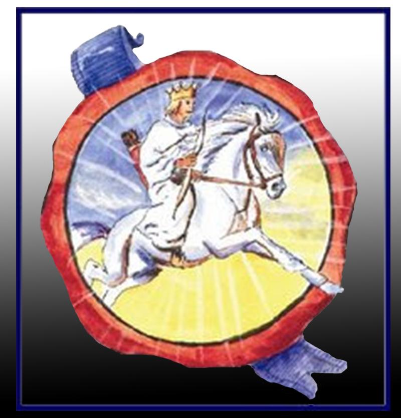 1° selo O cavalo branco , Life Que Liberta