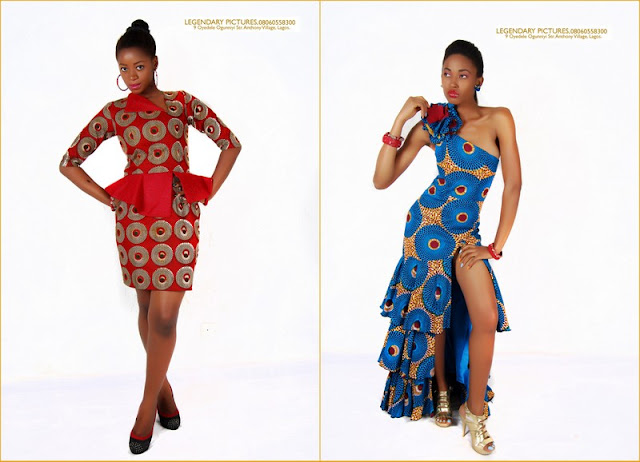 Welcome To Styleafrique Count Down To The Nigeria Fashion Show In Dublin Ireland