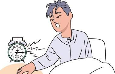 Bangun tidur pada waktu berbeda bisa memunculkan dampak buruk pada ...