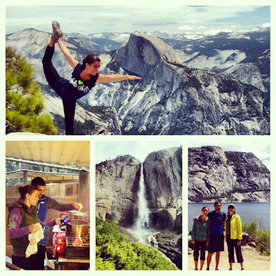 yoga retreat yosemite